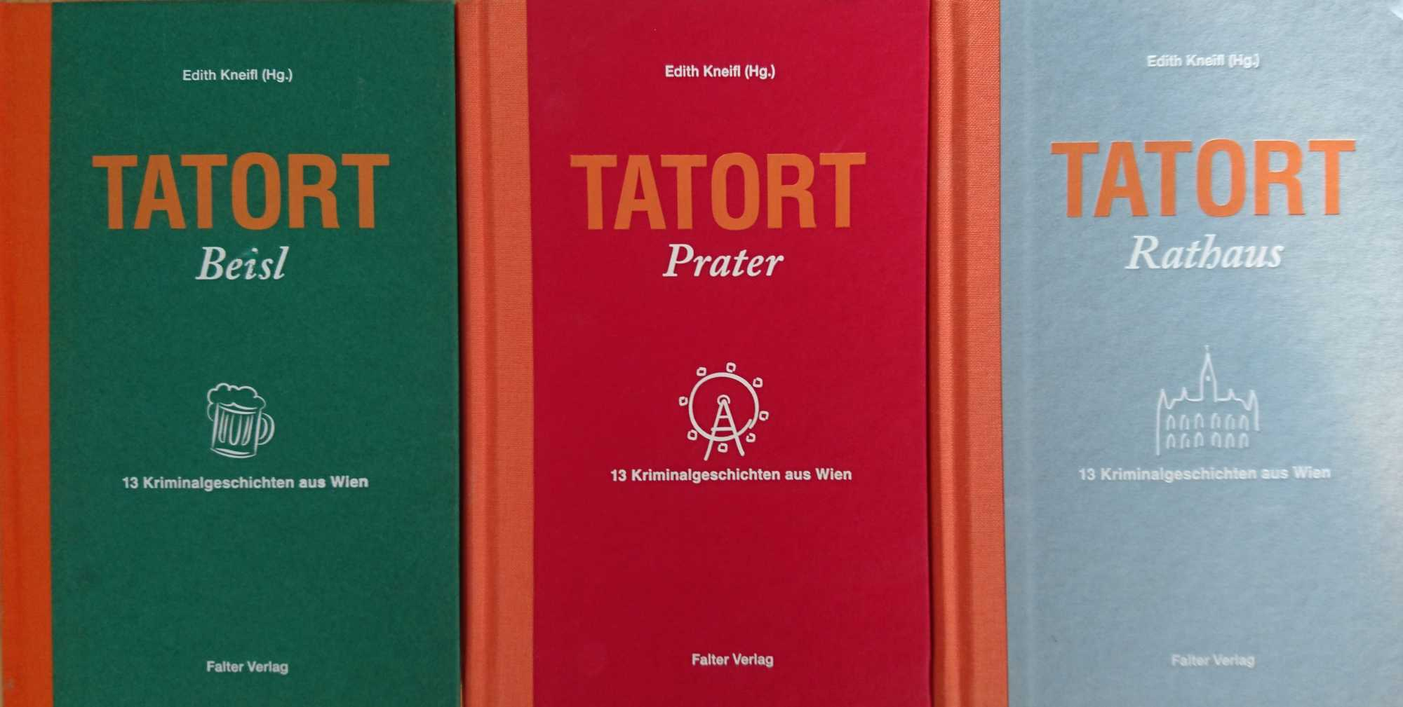 Tatort Falter Verlag © Ivo Schneider