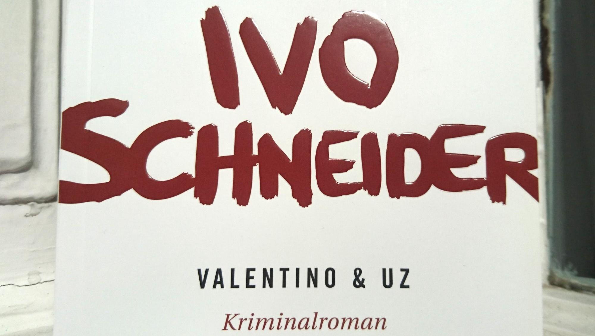 Valentino & Uz Titel© Ivo Schneider