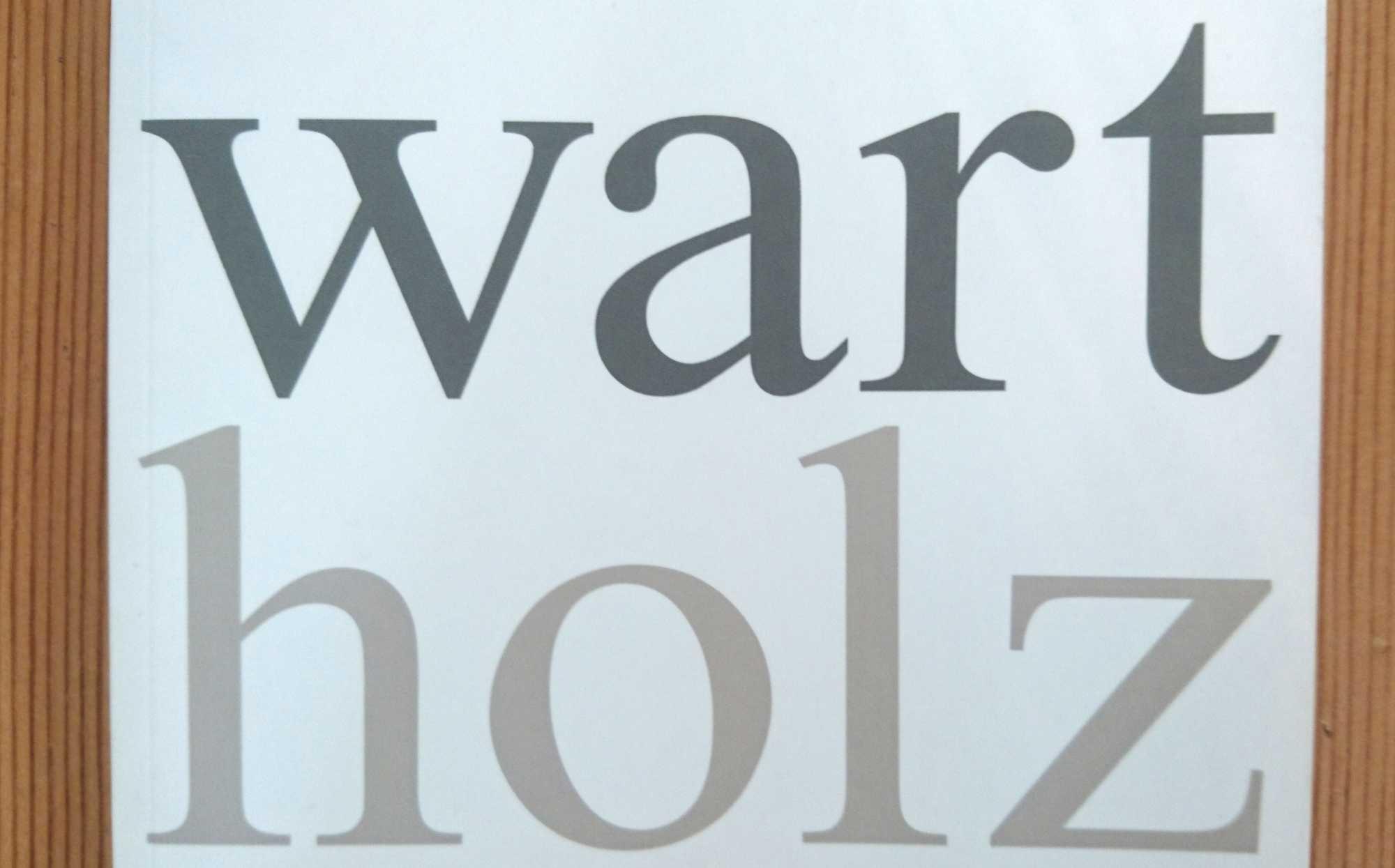 Wartholz IV © Ivo Schneider